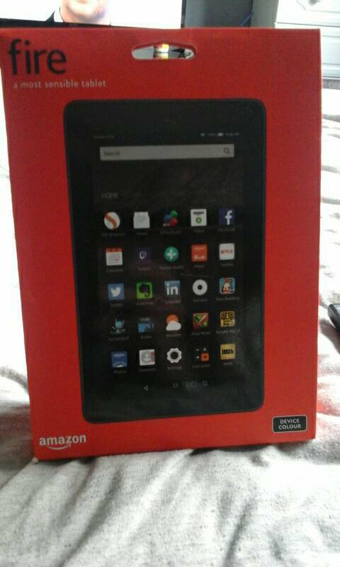 5th generation amazon fire tablet   in Rayleigh, Essex   Gumtree