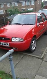 Ford fiesta 1999 zetec