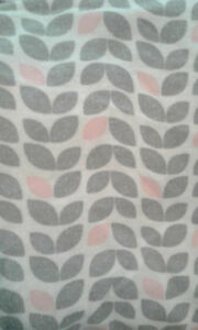 2 Cotton Flannel Fitted playpen sheets