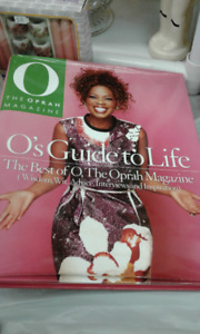 O's Guide to Life - hard cover - NEW PRICE