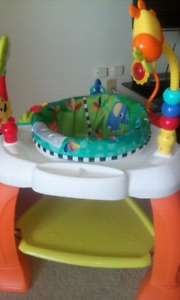 Baby play time Excersaucer