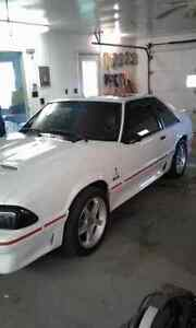 Looking to trade cobra r rims 4 bolt for mustang