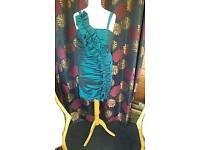 tetro cocktail dress
