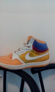 nike court force shoes size 9.5