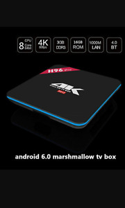 ANDROID BOXES FOR SALE 2GB & 3GB SUPER FAST S912 CHIP
