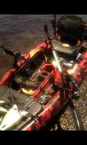 13ft kayak with rudder Woodville Gardens Port Adelaide Area Preview