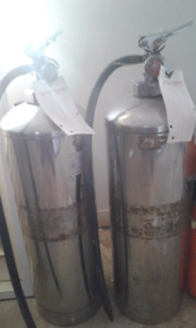 Fire Extinguishers  $20- $50
