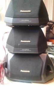panasonic speakers. sbpc55 ,sbps55 London Ontario image 1