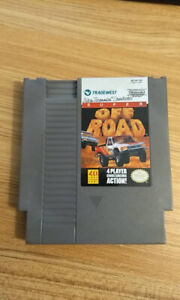 Nintendo (NES) - Super Off Road
