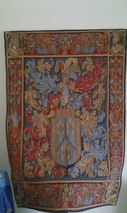Two tapestries