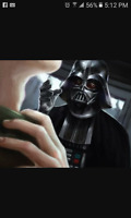 Looking for darth vader for birth day party