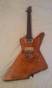 1981 IBANEZ DT50 DESTROYER RICH JARRAH Newcastle Newcastle Area Preview