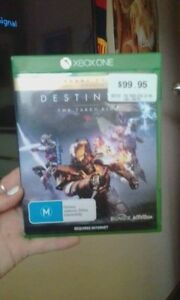 Destiny the taken King XB1 Hillbank Playford Area Preview