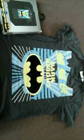 Batman dark knight tshirt adult m BNIB