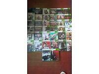 Xbox 360 Games - 38 Titles - List in description.