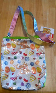 Sequined Candy Crush Purse