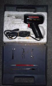 weller 100watt/140watt soldering gun kit