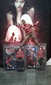 A Nightmare On Elm Street Freddy  Krueger Action Figure  New