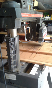 CRAFTSMAN 10 INCH RADIAL SAW