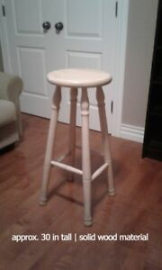 BAR or CHAIR STOOL