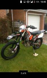 Ktm400exc for swaps
