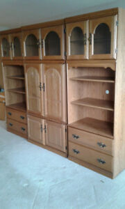 Tv Wall Unit | Buy and Sell Furniture in Kitchener / Waterloo ...