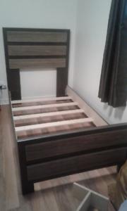 twin bedroom set $575.00 + $200 mattress and box