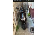 Gilera runner vx125 OLD SHAPE