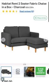 Chaise couch Argos OTO