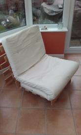 Single Futon Sofa Bed