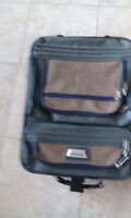 valise style carry on $10.