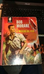 BOB MORANE ET L'OISEAU DE FEU