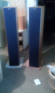Two Nuance Spatial 3E Series Speakers