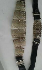 Antique belt