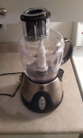 General Electric Blender & Slice-O-Matic
