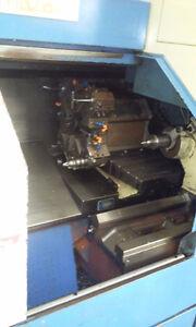 Mazak QT 15N CNC Lathe w/T-32 Control Windsor Region Ontario image 2