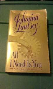 Johanna Lindsey ...All I Need Is You.