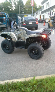 Yamaha Grizzly 700 EPS camo edition