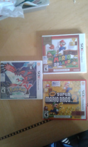 Nintendo 3DS Game's