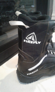 Mint Condition Firefly Snowboard Boots For Sale.