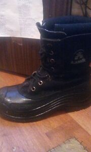 Waterproof Work Boots Size 11 Us/Can
