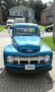 1952 Mercury Pick Up for sale. Reduced price.