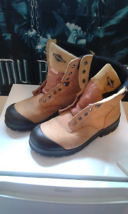Workload Steal Toe Work Boots