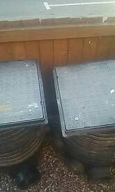 manhole lids plus chambers