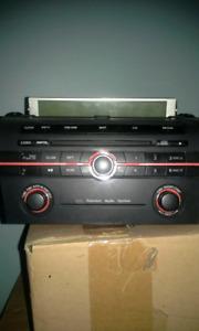 08 mazda 3 stereo