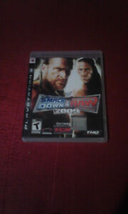 Wwe 2009 PS3 game