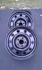 "17"" FORD Sport Trac steel rims"