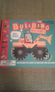 Brand New Building Machines