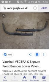 Vectra C Sri Splitter