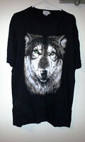 Brand New Adult Animal Double Printed T- Shirts